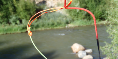tenkara knot to lillian