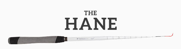 The Hane Tenkara rod