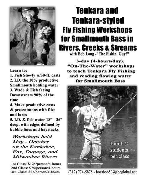 Bob Long Fishing Workshops